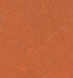 Marmoleum Fresco red copper 3870