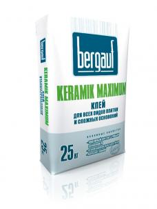 Bergauf KERAMIK MAXIMUM, 25кг