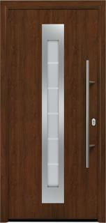 RenoDoor Plus 2014, Темный дуб, Decograin